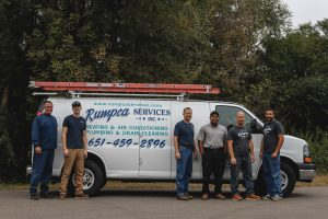 HVAC and Plumbing Contractor in Woodbury MN