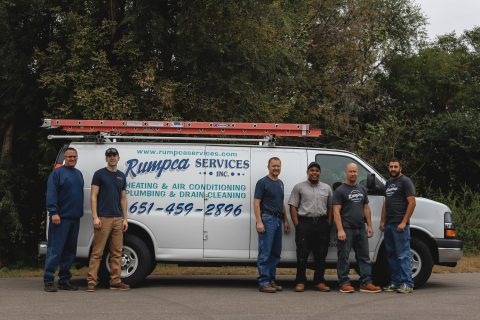 HVAC Contractors Near Mendota Heights MN